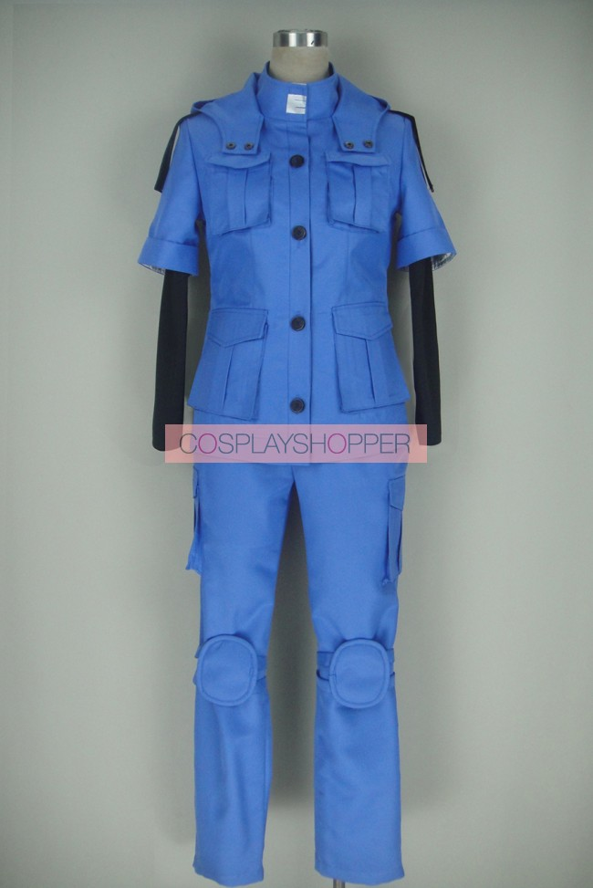 Assassination Classroom Nagisa Shiota Cosplay Costume