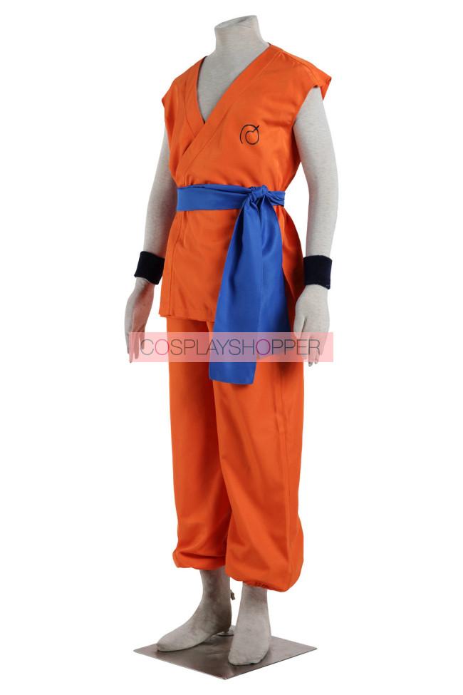 Dragon Ball Goku Cosplay Costume For Sale