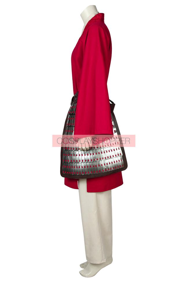 Movie 2020 Mulan Princess Hua Mulan Cosplay Costume For Sale