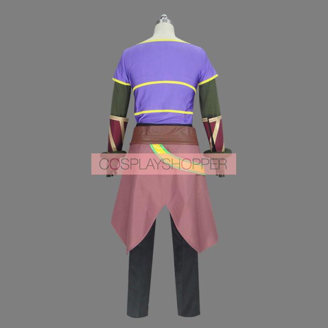 How Not to Summon a Demon Lord Takuma Sakamoto Diablo Cosplay Costume