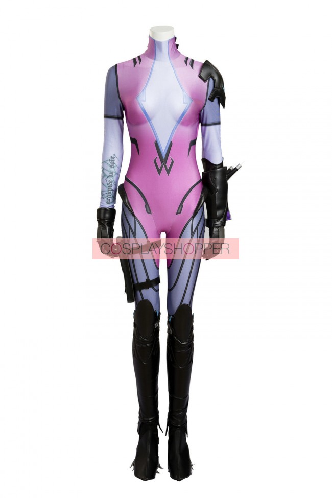 Overwatch Widowmaker Cosplay Costume
