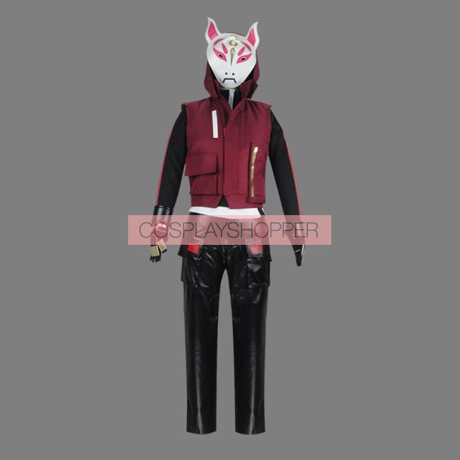 Fortnite Drift Skins Tier 4 Cosplay Costume