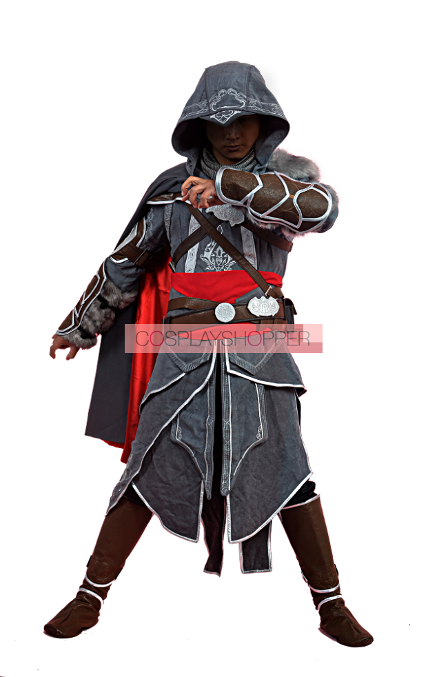 Assassin S Creed Revelations Ezio Auditore Da Firenze Cosplay