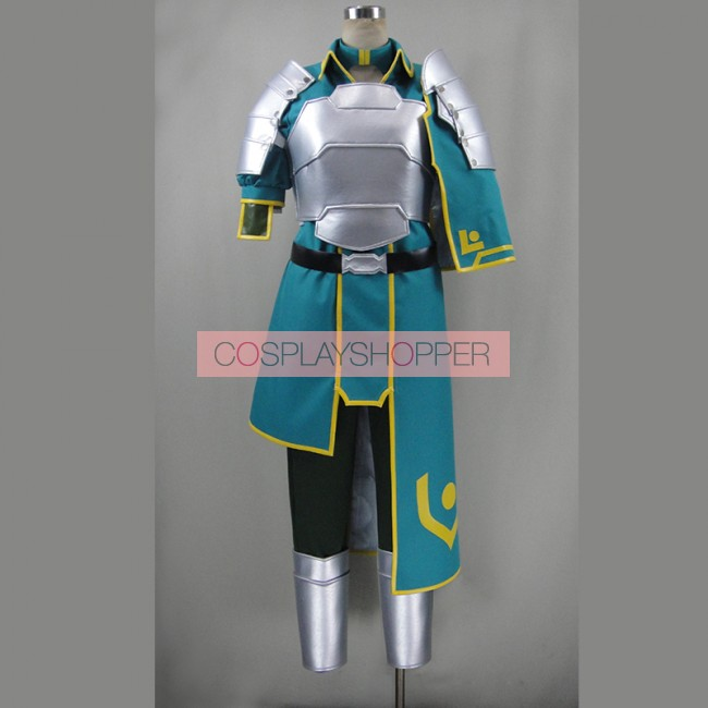 Sword Art Online Extra Edition Agil Andrew Gilbert Mills Cosplay Costume For Sale