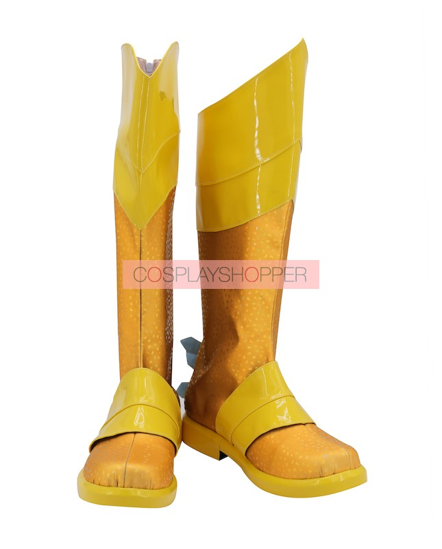 Rainbow Rocks Sunset Shimmer Cosplay shoes boot My Little Pony Equestria Girls