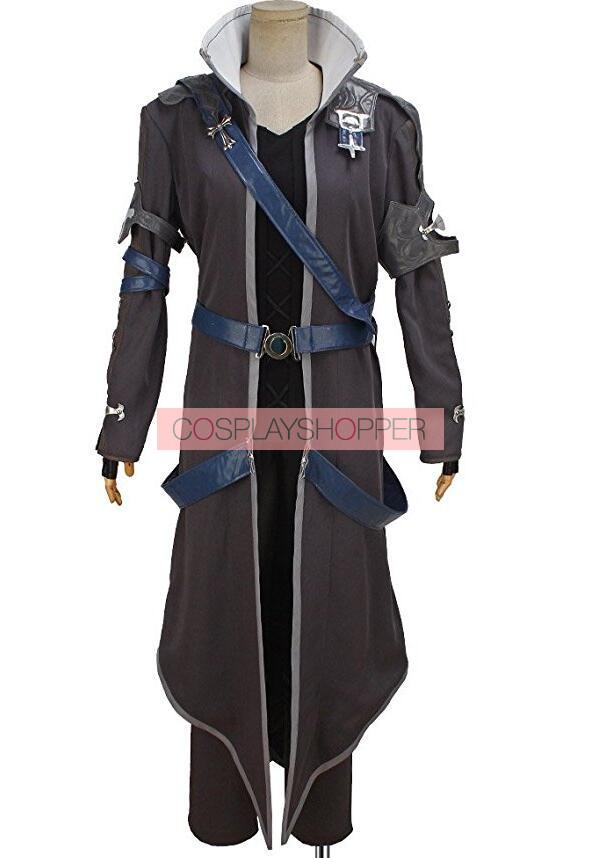 Sword Art Online Kirito Cosplay Costume COS