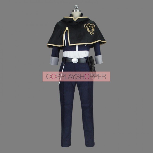 Black Clover Vanessa Enoteca Clothing Cos Cloth Uniform Cosplay Costume