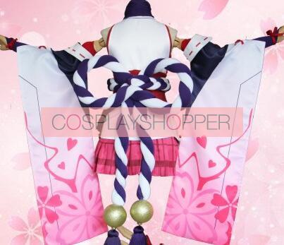 Honkai Impact 3rd Yae Sakura Cosplay Costume For Sale