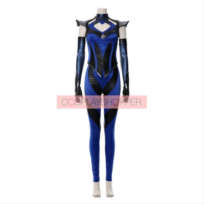 Mortal Kombat 11 Kitana Cosplay Costume For Sale