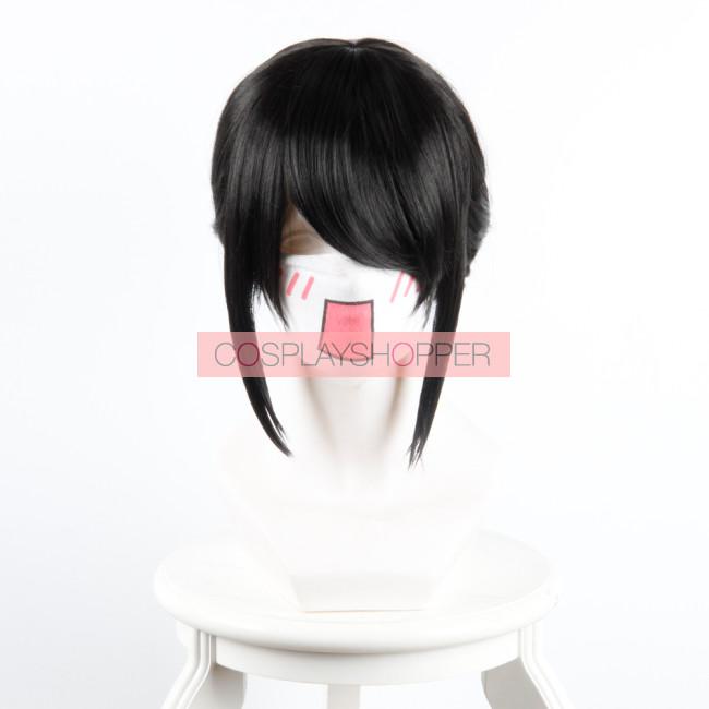 Black 65cm Your Name Kimi No Na Wa Mitsuha Miyamizu Cosplay Wig