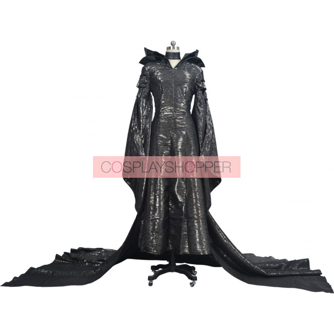 Disney Maleficent 2014 Movie Cosplay Costume