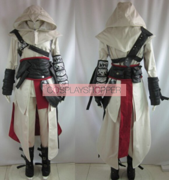 Altair Ibn La Ahad Cosplay Costume Assassin S Creed Altair