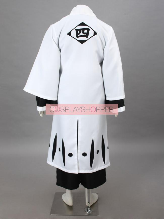 Captain Unohana Retsu Cosplay Costume - Bleach Captain ...