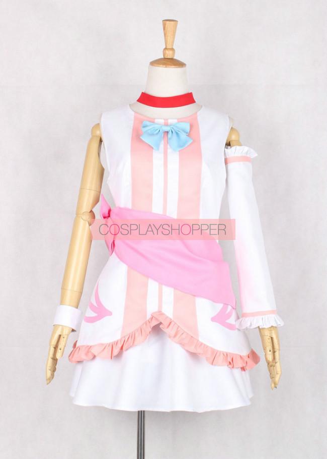 New Love Live!Rin Movie Bokutachi wa Hitotsu no Hikari Uniforms Cosplay Costume