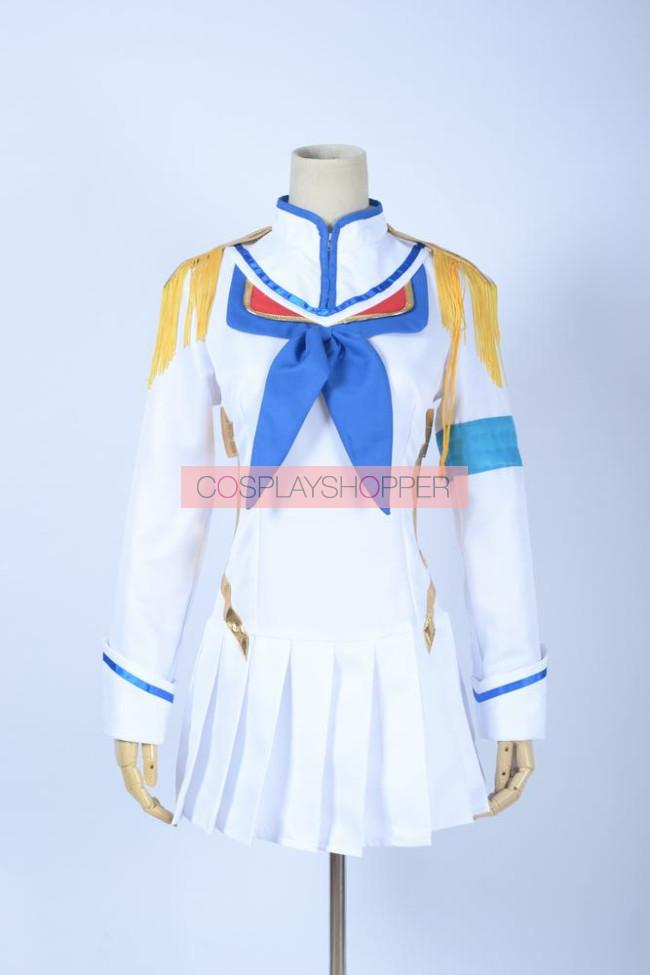 KILL la KILL Satsuki Kiryuin Uniform Suit Cosplay Costume