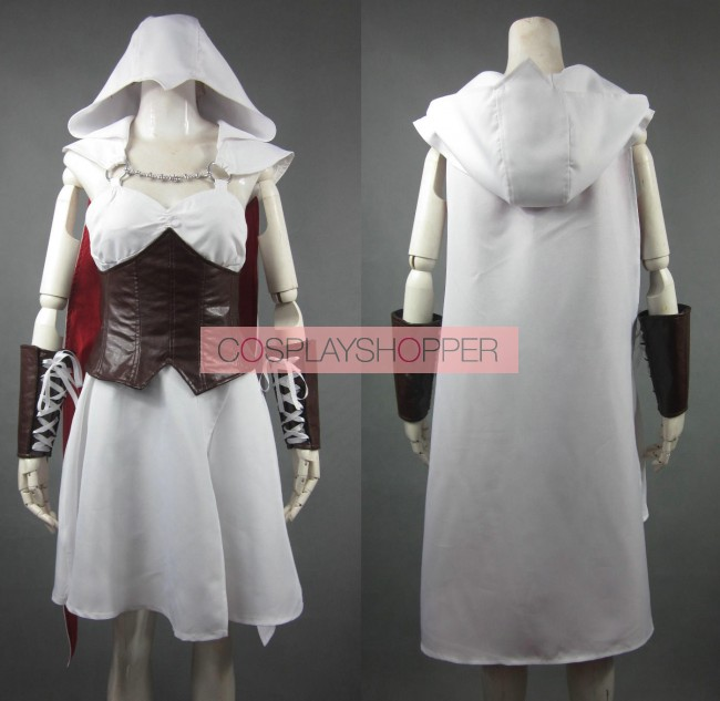 Assassin S Creed Iii Connor Kenway Female Edition Cosplay Costume