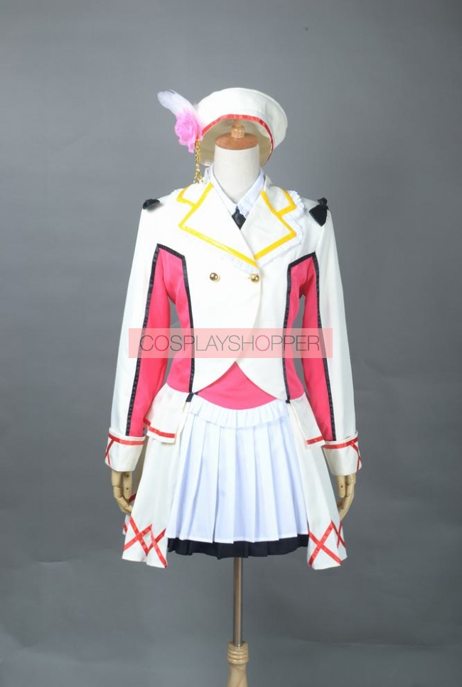 Love Live! School Idol Project Season 2 Umi Sonoda Cosplay Costume
