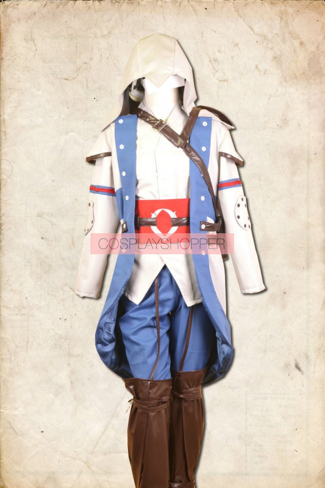 White Deluxe Assassin S Creed Iii Connor Kenway Standard Edition