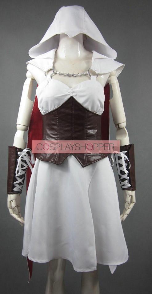 Assassin S Creed Ii Ezio Auditore Female Editon Cosplay Costume