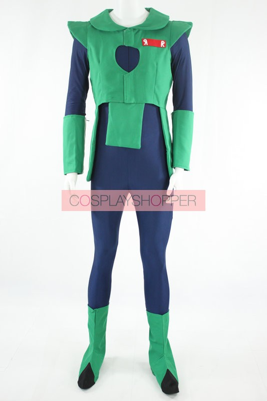 Details about  /DBZ Android 16 Cosplay Costume Size Free shipping