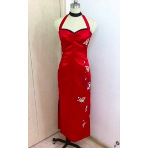 Resident Evil 4 Ada Wong Cosplay Costume