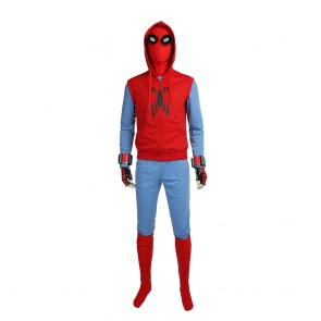 Spider-Man Homecoming Spider man Suit Cosplay Costume Version 2