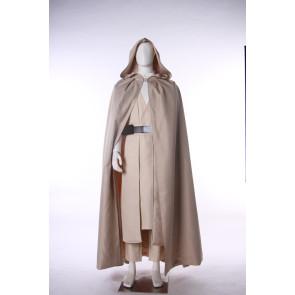 Star Wars: The Last Jedi Luke Skywalker Cosplay Costume