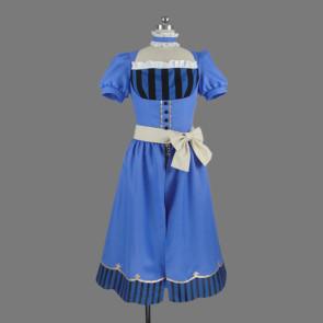 Kuroshitsuji Black Butler: Book of the Atlantic Elizabeth Midford Dress Cosplay Costume