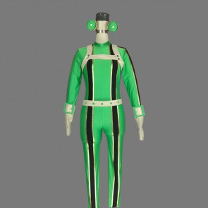 My Hero Academia Tsuyu Asui Froppy Cosplay Costume