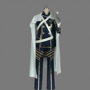 Fire Emblem Chrom Suit Cosplay Costume