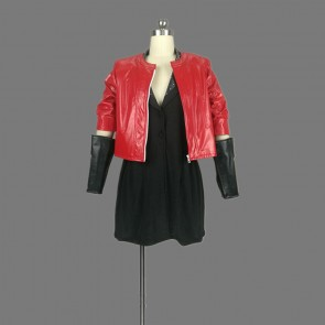 The Avengers Scarlet Witch Cosplay Costume