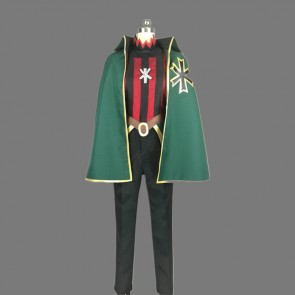 Altair: A Record of Battles Shokoku no Altair Virgilio Louis Cosplay Costume