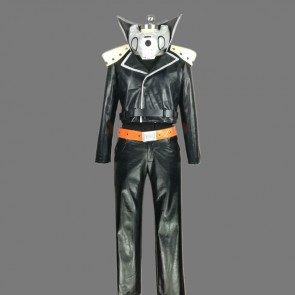 My Hero Academia Present Mic Cosplay Costume
