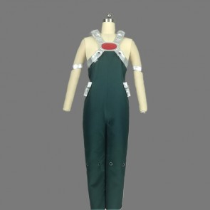 My Hero Academia Tetsutetsu Tetsutetsu Real Steel Cosplay Costume