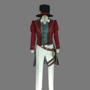 Code: Realize − Guardian of Rebirth Arsene Lupin Cosplay Costume
