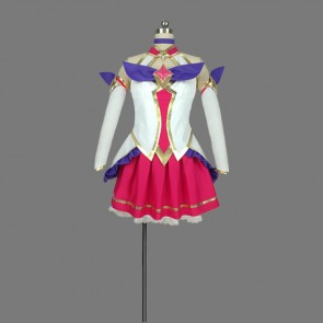 League of Legends LOL Star Guardian Ahri Cosplay Costume