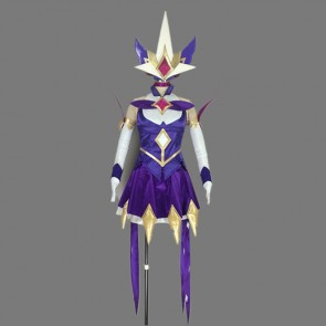 League of Legends LOL Star Guardian Syndra Cosplay Costume