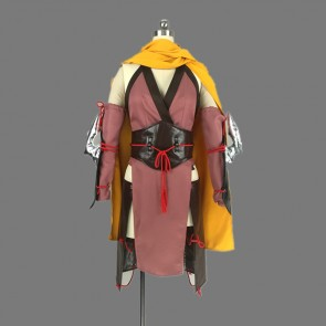 Fire Emblem Fates Fire Emblem If Kagero Cosplay Costume
