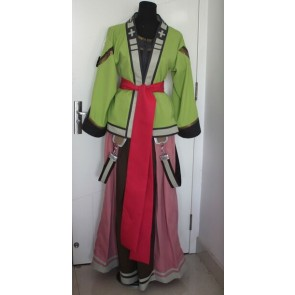 Unlight Kronig Cosplay Costume