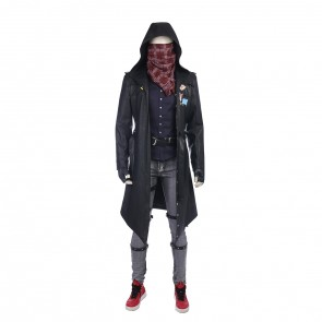 PlayerUnknown's Battlegrounds Suit Cosplay Costume