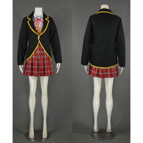 RWBY Ruby Rose School Uniform Cosplay Costume