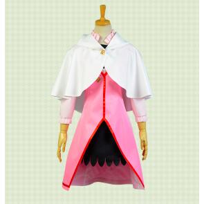 Snow White with the Red Hair (Akagami no Shirayuki-hime) Shirayuki Cosplay Costume