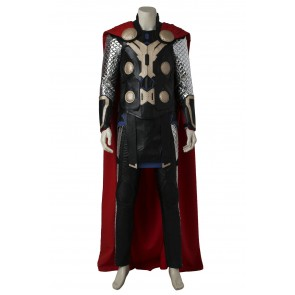 The Avengers Thor Odinson Cosplay Costume Version 2