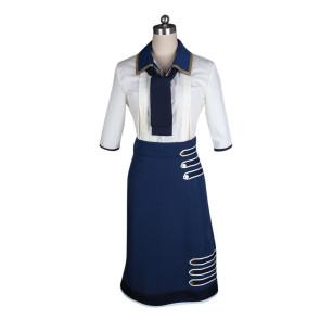 BioShock Infinite Daisy Fitzroy Cosplay Costume