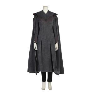 Game of Thrones Season 7 Daenerys Targaryen Cosplay Costume Version 3