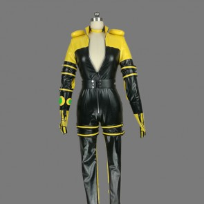 King of Fighters Lien Neville Cosplay Costume