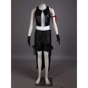 Final Fantasy VII 7: Advent Children Tifa Lockhart Cosplay Costume