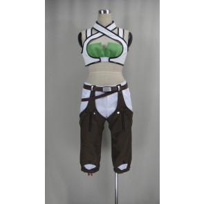 RWBY Emerald Sustrai Cosplay Costume