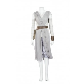 Star Wars: The Force Awakens Rey Suit Cosplay Costume