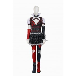 Batman: Arkham Knight Harley Quinn Cosplay costumeWith Boots